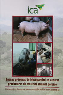 Buenas prácticas de bioseguridad en centros productores de material seminal porcino. Conceptos básicos para su aplicación en Colombia Publicacion-32-(1)