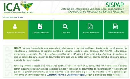 Procedimiento para solicitar el Certificado Zoosanitario para ... 50c062e0163e