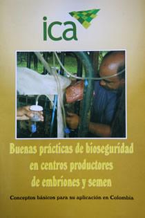 Las buenas prácticas de bioseguridad en centros productores de embriones y semen Publicacion-9